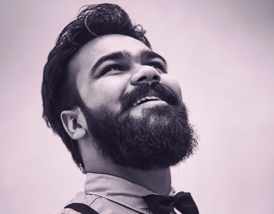 Qual melhor corte de cabelo e barba para rostos redondos